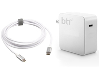 BTI MNF72LL/A Indoor White mobile device charger