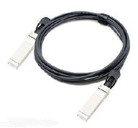 Add-On Computer Peripherals (ACP) ADD-SINSEX-PDAC1M 1m SFP+ SFP+ Black InfiniBand cable