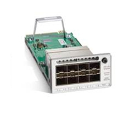 Cisco C9300-NM-8X= 10 Gigabit Ethernet network switch module