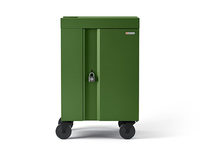 Bretford CUBE Cart Mini Portable device management cart Green