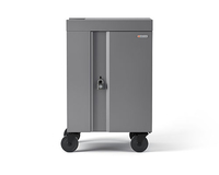 Bretford CUBE Cart Mini Portable device management cart Platinum
