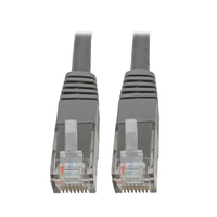 Tripp Lite N200-010-GY 3.05m Cat6 U/UTP (UTP) Grey networking cable