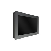 "Peerless KIL755-S 55"" Silver flat panel wall mount"