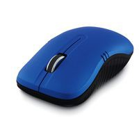 Verbatim 99766 RF Wireless Optical 1200DPI Ambidextrous Black,Blue mice