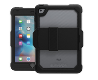 "Griffin Survivor Extreme 7.9"" Skin case Black,Transparent"