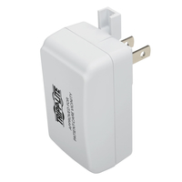 Tripp Lite U280-001-W2-HG Indoor White mobile device charger