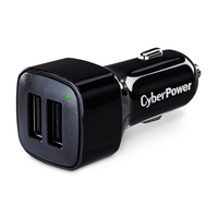 CyberPower TR22U3A Auto Black mobile device charger