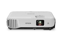 Epson VS355 Desktop projector 3300ANSI lumens 3LCD WXGA (1280x800) White data projector