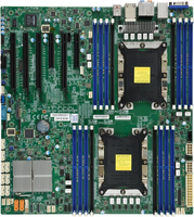Supermicro X11DAi-N Intel C621 LGA 3647 Extended ATX server/workstation motherboard