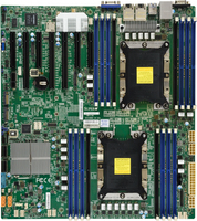 Supermicro X11DPH-TQ Intel C628 LGA 3647 Extended ATX server/workstation motherboard