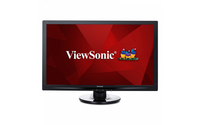 "Viewsonic VA2446MH 24"" Full HD TN Black computer monitor"