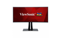 "Viewsonic VP Series VP3881 38"" 4K Ultra HD IPS Black computer monitor LED display"