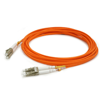 Add-On Computer Peripherals (ACP) ADD-LC-LC-2M6MMF-RD 2m LC LC fiber optic cable