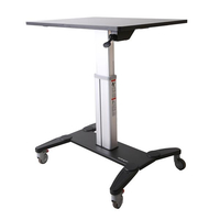 StarTech.com STSCART desktop sit-stand workplace