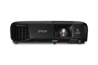 Epson PowerLite 1286 Desktop projector 3600ANSI lumens 3LCD WUXGA (1920x1200) Black data projector