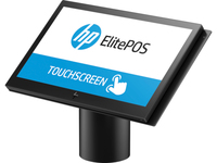 "HP ElitePOS G1 141 2.2GHz 14"" 1920 x 1080Pixels Touchscreen POS terminal"