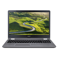 "Acer Aspire R 15 R5-571TG-51A3 2.5GHz i5-7200U 15.6"" 1920 x 1080pixels Touchscreen Grey Hybrid (2-in-1)"