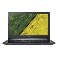 "Acer Aspire A517-51-568Y 1.6GHz i5-8250U 17.3"" 1600 x 900pixels Black,Silver Notebook"