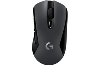 Logitech G603 RF Wireless+Bluetooth Optical 12000DPI Right-hand Black mice