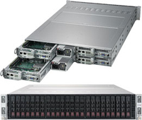 Supermicro SuperServer 2029TP-HC0R Intel C621 LGA 3647 2U Black