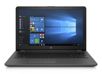 "HP 250 G6 1.1GHz N4200 15.6"" 1366 x 768Pixels Zwart Notebook"
