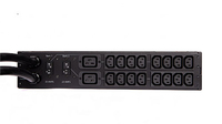 APC AP4432 18AC outlet(s) 2U Black power distribution unit (PDU)