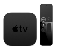 Apple TV 4K 4K Ultra HD 64GB Wi-Fi Ethernet LAN Zwart Smart TV-box