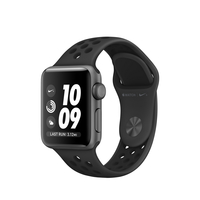 Apple Watch Nike+ OLED GPS Grijs smartwatch