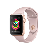 Apple Watch Series 3 OLED GPS Goud smartwatch