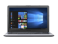 "ASUS R542UR-DM300T-BE 2.50GHz i5-7200U 15.6"" 1920 x 1080Pixels Grijs Notebook"