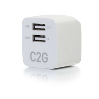 C2G 22322 Indoor White mobile device charger