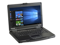 "Panasonic Toughbook CF-54 2.6GHz i5-7300U 14"" 1366 x 768pixels Black, Grey Notebook"