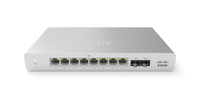 Cisco Meraki MS120-8 Managed L2 Gigabit Ethernet (10/100/1000) Grey