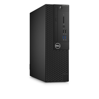DELL 3050 SFF i5 6500 4GB 500GB 3.2GHz i5-6500 SFF Black PC