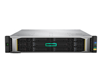 Hewlett Packard Enterprise MSA 2050 Rack (2U) Black disk array