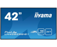 "iiyama LH4282SB-B1 42"" LED Full HD Noir affichage de messages"