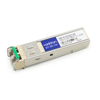 Add-On Computer Peripherals (ACP) ONS-SC-4G-50.1-AO Fiber optic 1550.12nm 4000Mbit/s SFP network transceiver module