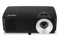 Acer Essential EV-833H Portable projector 3000ANSI lumens DLP 1080p (1920x1080) 3D Black data projector