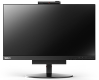 "Lenovo ThinkCentre Tiny-In-One 22 Gen3 21.5"" 1920 x 1080Pixels Multi-touch Multi-gebruiker Zwart touch screen-monitor"