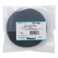 Panduit TTR-75R0 Black cable tie