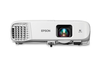 Epson PowerLite 980W Desktop projector 3800ANSI lumens 3LCD WXGA (1280x800) White data projector