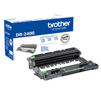 Brother DR-2400 12000pagina's Zwart drum