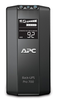 APC Back-UPS 700 700VA Black uninterruptible power supply (UPS)