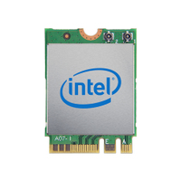 Intel Wireless-AC 9260 Internal WLAN/Bluetooth 1730Mbit/s
