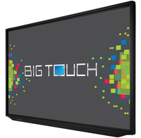 "Infocus INF5512AG 55"" LED Full HD Black signage display"