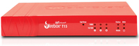 WatchGuard Firebox Competitive Trade In to T15 + 3Y Total Security Suite (WW) 400Mbit/s hardware firewall