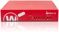 WatchGuard Firebox Competitive Trade In to T35 + 3Y Basic Security Suite (WW) 940Mbit/s hardware firewall