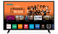 "VIZIO D43F-F1 42.5"" Full HD Smart TV Wi-Fi Black LED TV"