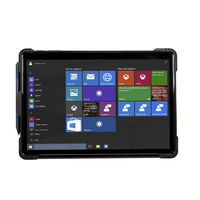 "Targus THD137GLZ 12.3"" Cover Black tablet case"