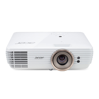 Acer Home V7850 Ceiling-mounted projector 2200ANSI lumens DLP 2160p (3840x2160) White data projector